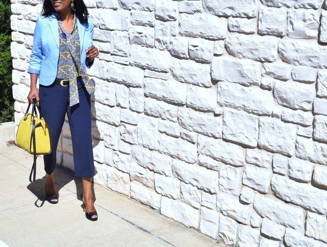 3 Ways to Achieve Work Wear Chic